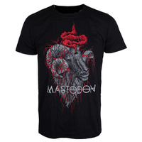 Mastodon Rams Head Colour Shirt