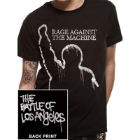 Rage Against The Machine Battle Of LA Shirt