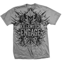 Killswitch Engage Medieval Crest Shirt