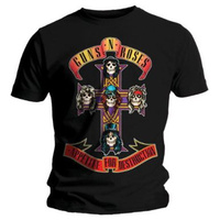 Guns N Roses Appetite For Destruction Shirt