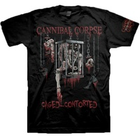 Cannibal Corpse Caged Shirt