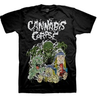 Cannabis Corpse Ghost Ripper Shirt