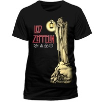 Led Zeppelin Stairway To Heaven Hermit Shirt