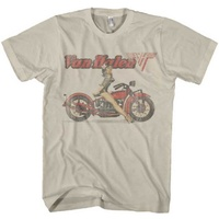 Van Halen Biker Pin Up Shirt
