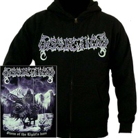 Dissection Storm Of The Lights Bane Hoodie