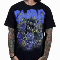 GWAR Destroyers Purple Shirt