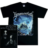 Immortal At The Heart Of Winter Shirt