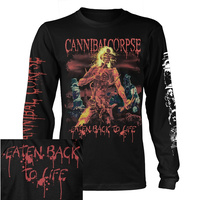 Cannibal Corpse Eaten Back To Life Long Sleeve Shirt