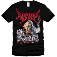 Bonded By Blood Prototype Death Machine Shirt