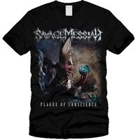 Savage Messiah Plague Of Conscience Shirt