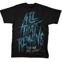 All That Remains Tour Drip Shirt