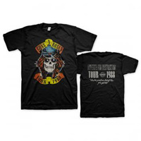 Guns n Roses Appetite Tour 1988 Shirt