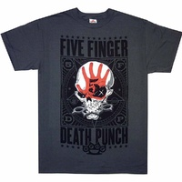Five Finger Death Punch Punchagram Shirt