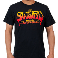 The Sword Fire Logo Shirt