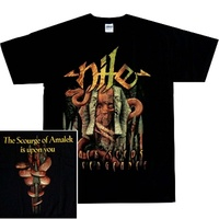 Nile Black Seeds Of Vengeance Shirt