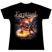 Korpiklaani Manala Ladies Shirt