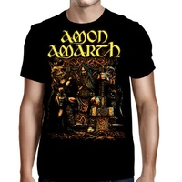 Amon Amarth Thor Odens Son Shirt