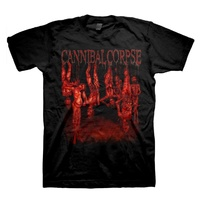 Cannibal Corpse Torture Bodies Shirt