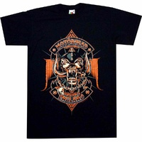 Motorhead Orange Ace Shirt