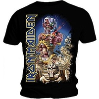 Iron Maiden Somewhere Back In Time Jumbo Shirt