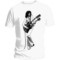 Led Zeppelin Jimmy Page Urban Image Shirt