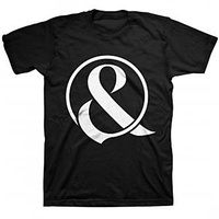 Of Mice & Men Ampersanarchy White Shirt