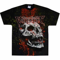 Bullet For My Valentine Bloody Skull All Over Shirt