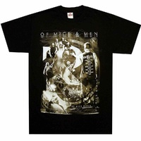 Of Mice & Men Band Photo Shirt
