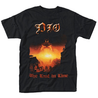 Dio Last In Line Shirt