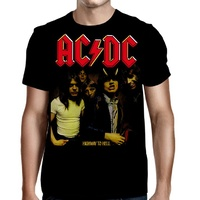 AC/DC Highway To Hell Shirt