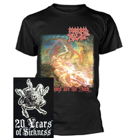 Morbid Angel Blessed Are The Sick Shirt
