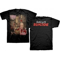 Cannibal Corpse Gallery Of Suicide Shirt