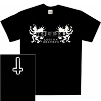 Tsjuder Inverted Cross Shirt