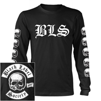Black Label Society Logo Long Sleeve Shirt