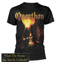 Bathory Quorthorn Hail The Hordes Shirt
