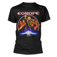 Europe The Final Countdown Shirt