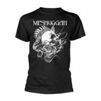 Meshuggah Spine Head Shirt