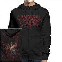 Cannibal Corpse Red Before Black Hoodie