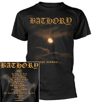 Bathory The Return Shirt