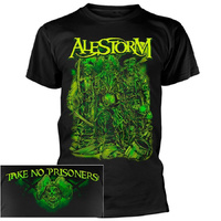 Alestorm Take No Prisoners Shirt