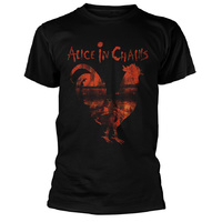 Alice In Chains Rooster Shirt