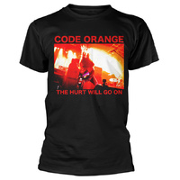 Code Orange Red Hurt Shirt