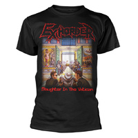Exhorder Slaughter In The Vatican Shirt