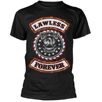 WASP Lawless Forever Shirt