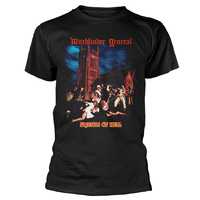 Witchfinder General Friends Of Hell Shirt