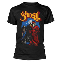 Ghost Advancing Pied Piper Shirt
