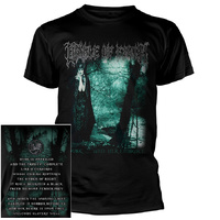 Cradle Of Filth Dusk And Her Embrace Shirt