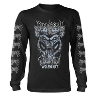 Moonspell Wolfheart Long Sleeve Shirt