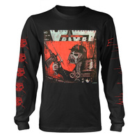 Voivod War And Pain Long Sleeve Shirt