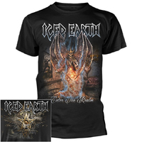 Iced Earth Enter The Realm Shirt